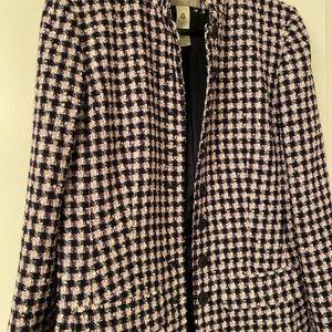 Semi long Liz Clairborne fall jacket